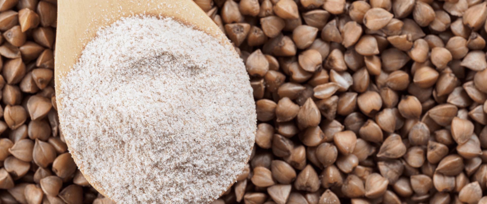 Buchweizenmehl – Das glutenfreie Mehl