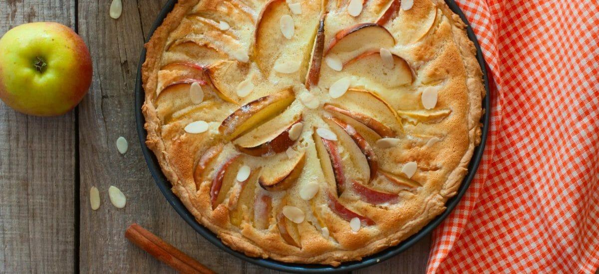 Schnelles-Apfelkuchen Rezept